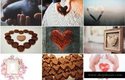 情人节爱情主题高清照片素材