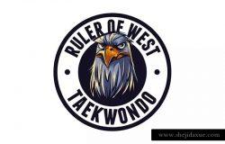 老鹰吉祥物形象Logo模板 Eagle Mascot Logo