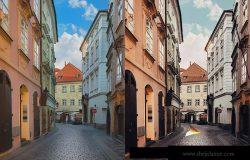 50个布拉格旅行风景摄影LR调色预设 50 Prague Lightroom Presets and LUTs