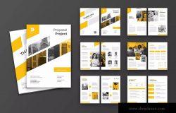 标准化项目标书制作模板素材 Proposal