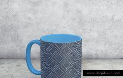 图案印花马克杯样机模板v2 Mug MockUp vol.2