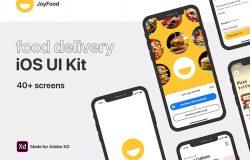 外卖/送餐APP iOS UI套件