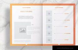 时尚行业项目策划调研报告书设计模板