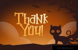万圣节节日主题无衬线英文设计字体 Halloween Secret