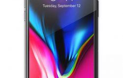 iPhone X智能手机UI设计屏幕演示样机免费素材 Free iPhone X Mockup