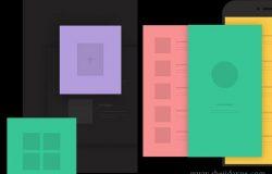 140个用于展示作品的展示模型(Mockup)排版设计PSD下载