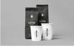 一款咖啡VI展示样机