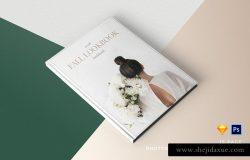 时尚产品样板书模板 Product Fashion Lookbook Template