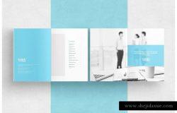 企业宣传产品介绍画册模板 Brochure