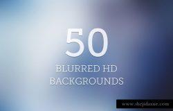 50款极简主义高清模糊背景 50 Blurred HD Backgrounds