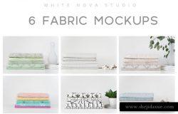 纺织物设计展示样机合集