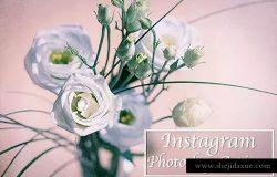 50款Instagram调色滤镜PS动作合集 50 Instagram Photoshop Actions