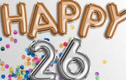 适合生日party和节日的高清PNG泡泡字体下载[高清图,png]