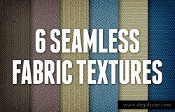 无缝织物布匹纹理素材包 Seamless Fabric Textures Pack
