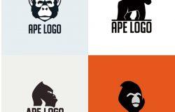 Ape Logo Design