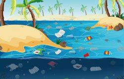 柏拉图的水污染