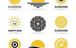 太阳图标(4)