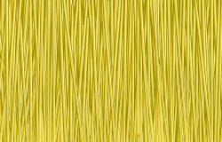 明亮的黄色面食的背景。