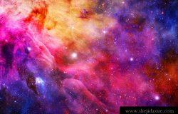 星系-这张图片的元素由美国宇航局提供