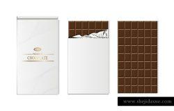 巧克力棒包装成套隔离载体