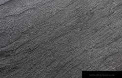 深灰色、黑色板岩背景或纹理。