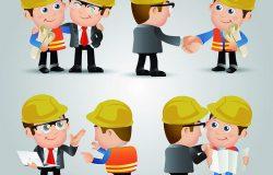 人-职业-工人