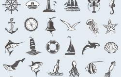 航海设计收藏