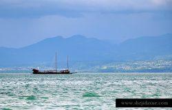 中国古代海船