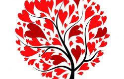 情人节的爱叶从心而来