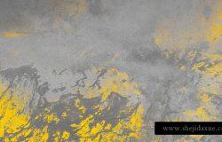 墙面油画手工制作。抽象的艺术纹理。五彩缤纷。现代艺术品。油漆的笔划。笔触。现代艺术。当代的。艺术。
