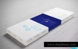 礼品装饰包装盒样机Vol.8 Package Box Mockups Vol8