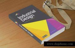 专业简装图书封面设计样机 Professional Book Cover Mockups